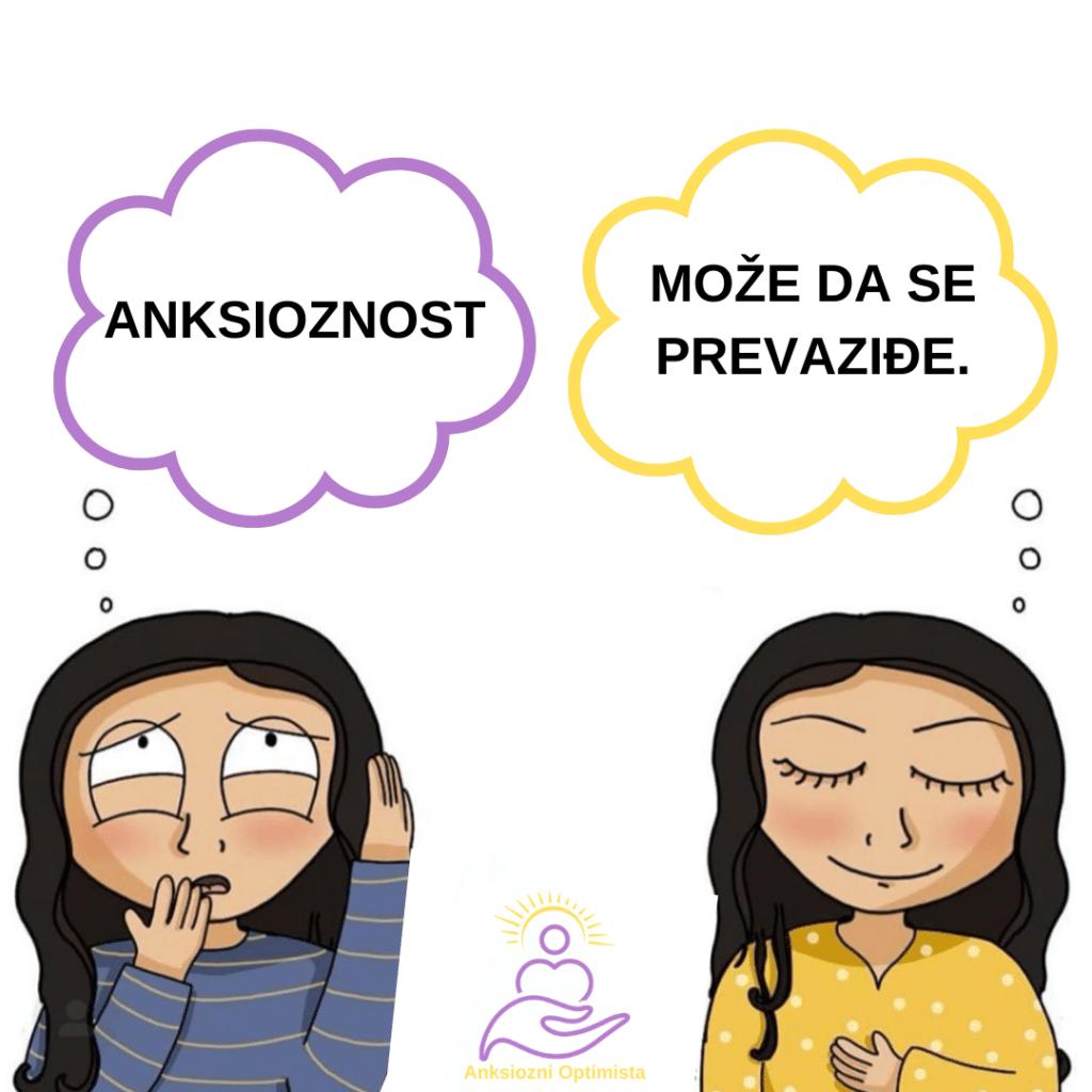 Ublažavanje anksioznosti